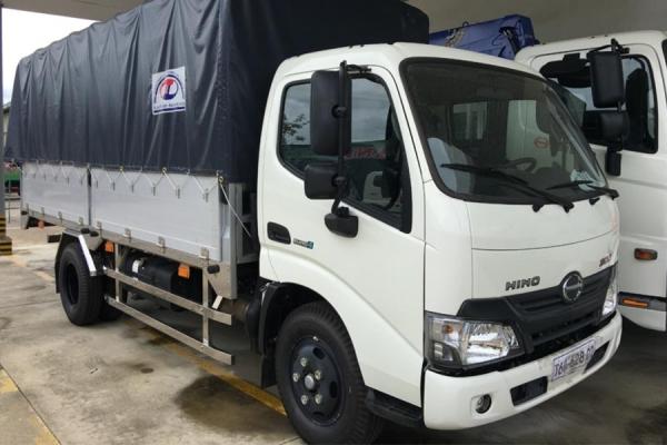 Hino XZU650 1,65 tấn